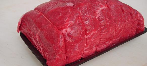 Center cut bottom round roast