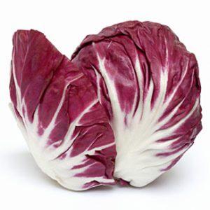 radicchio lettuce salad