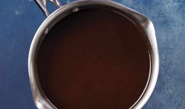 How To Make Espagnole Brown Sauce And Demi Glace