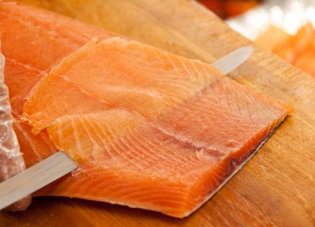 how to cook salmon already smoked