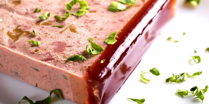 how to make terrine