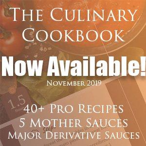 the culinary cookbook